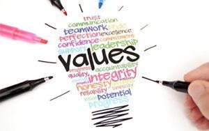 values-ارزشها